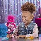 Кукла Тролли Поющая Розочка TROLLS, фото 7