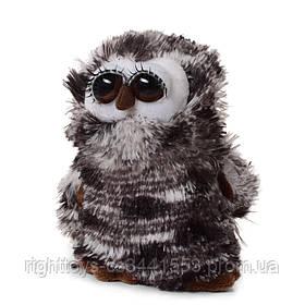 Мягкая игрушка MET10095 (600шт) сова, 12см, упаковка 12шт в кульке