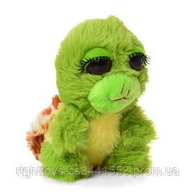 Мягкая игрушка MET10099 (600шт) черепаха, 12см, упаковка 12шт в кульке