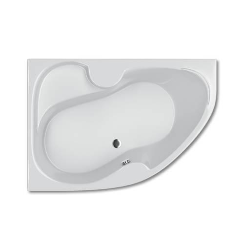Ванна акриловая Koller Рool MONTANA 150х105 асимметричная левая