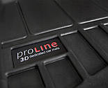 Коврики в салон VW Golf VII, Golf Alltrack VII, Golf GTI VII 2012- Frogum Pro-Line 3D407060, фото 4