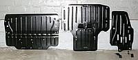 Защита картера двигателя, акпп, диф-ла Audi A6 (C7) Quattro 2010-, фото 1