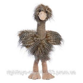 Мягкая игрушка F1339-13 (18шт) страус, 50см