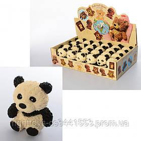 Животное A189-DB (120шт) панда, 7,5см, 24шт в дисплее, 32-19,5-8см