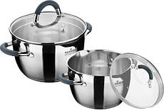 Набор посуды MAXMARK MK-VS5504B