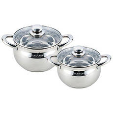 Набор посуды MAXMARK MK-APP7504A