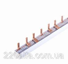 Шина з'єднувальна (гребінка) SCHNEIDER 1P, 12 модулів