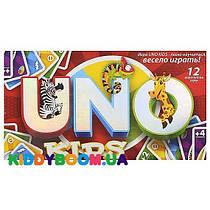 Детская настольная карточная игра UNO kids DankoToys SP G 11Kid