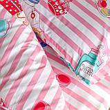 Комплект постельного белья подростковый ранфорс 20115 ТМ Вилюта, фото 2