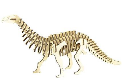 Конструктор динозавр Бронтозавр 50 деталей