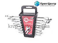 Набор ключей р-н 8шт 6-19мм CRV ИТ НТ-1202