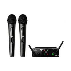 Радиосистема AKG WMS40MINI2 VocalSet BD US25B/D (3350X00060)