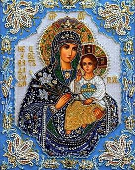Релігія, ікони алмазна вишивка