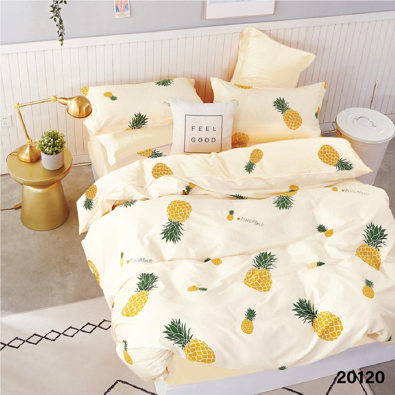 Комплект постельного белья подростковый ранфорс 20120 ТМ Вилюта