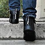Кроссовки N!ke Air Force Черные Мужские Найк (размеры: 42,44), фото 5