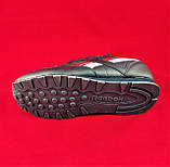 Мужские Кроссовки Reebok Classic Зимние Рибок Кожа Натуральный МЕХ (размеры: 41,42,44,45,46) Видео Обзор, фото 5
