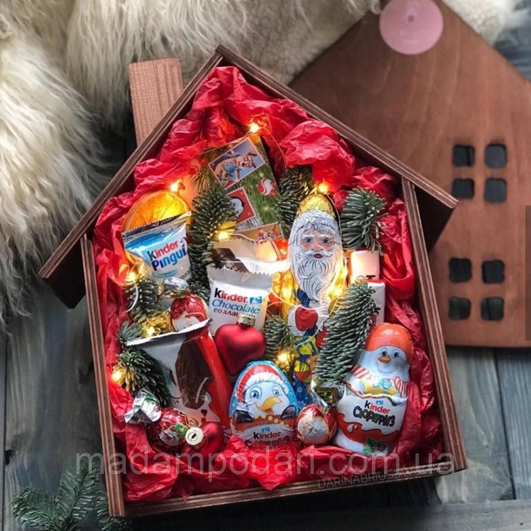 Домик со сладостями