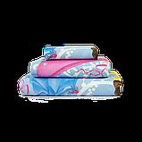 Комплект постельного белья подростковый ранфорс 5660 ТМ Вилюта, фото 3