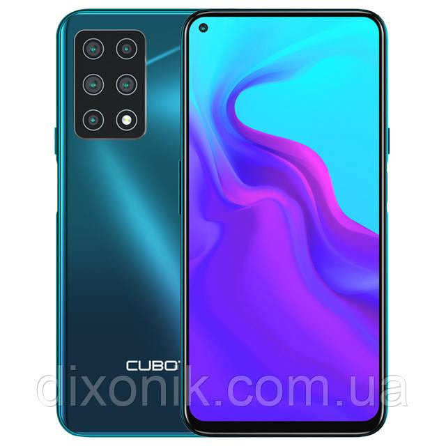 Смартфон Cubot X30 8/256Gb green