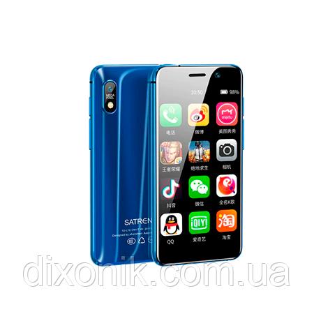 Смартфон Tkexun S18 (Satrend S18) blue