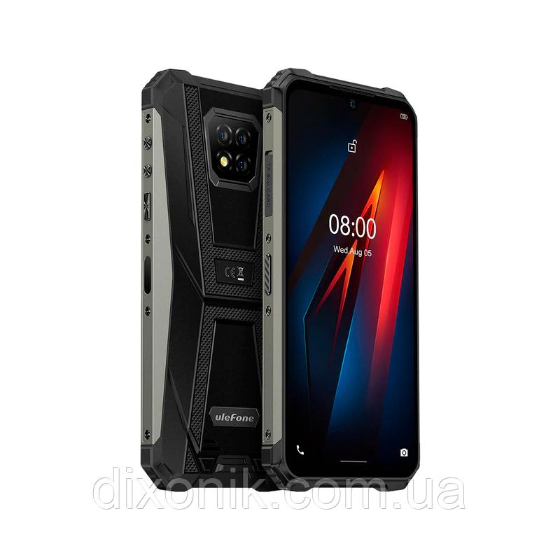 Смартфон UleFone Armor 8 black IP69K NFC