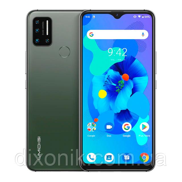 """Смартфон Umidigi A7 4/64Gb green 6,49"""""""