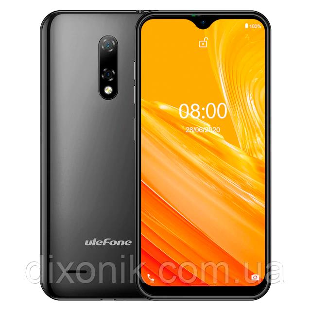 Смартфон Ulefone Note 8 black