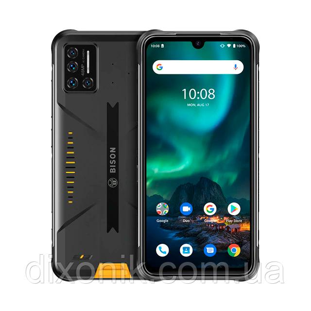Мощный смартфон Umidigi Bison 6/128 yellow