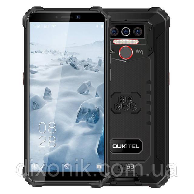 Смартфон OUKITEL WP5 Pro 4/64 black аккумулятор 8000 mAh