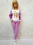 Одежда для кукол Барби - костюм, фото 4