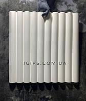 """Гипсовые 3D панели для стен """"Паралайн"""" для интерьера"""