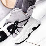 Ботинки женские Snowex белые 2618, фото 4