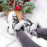 Ботинки женские Snowex белые 2618, фото 8