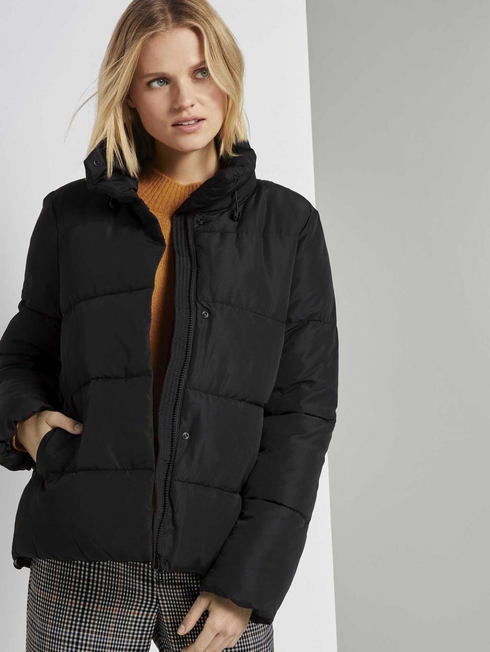 Куртка Tom Tailor 1020962 L Черный