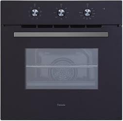 Fabiano FBO 21 Black електрична вмонтована духовка