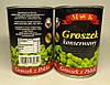 Горошек зеленый консервированный M & K 400 г Польша, фото 2