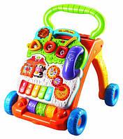 Ходунки, кресло-качалка, коврик, мобайл, треки и игрушки для малышей Fisher Price, Vtech из США