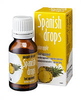 Ананас возбуждающие капли любви 15мл Spanish Drops Pineapple