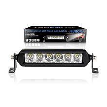 Светодиодная LED фара балка AURORA S5 - 6 30W