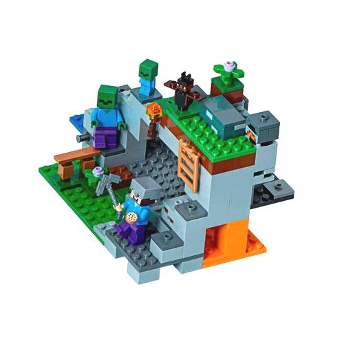 Конструктори типу Лего Манкрафт