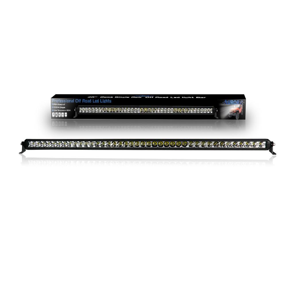 Светодиодная LED фара балка AURORA S5 - 40 200W