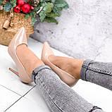 Туфли женские Sara беж 2622, фото 2