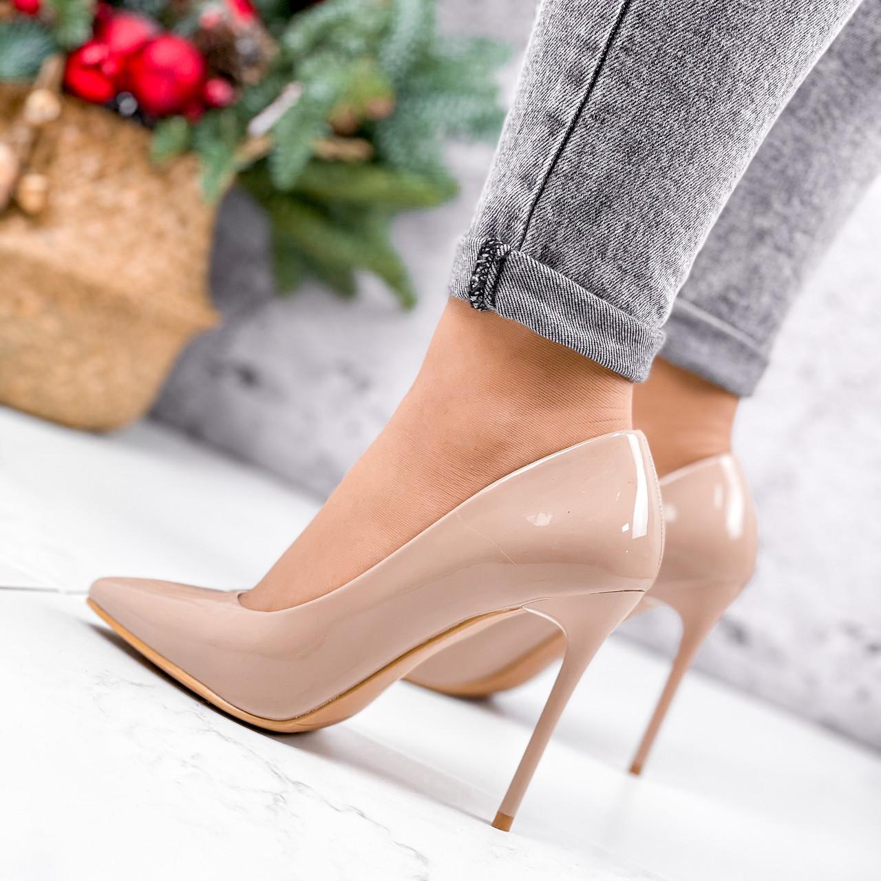 Туфли женские Sara беж 2622