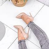 Туфли женские Sara беж 2622, фото 8