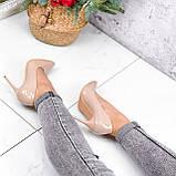 Туфли женские Sara беж 2622, фото 9