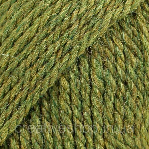 Пряжа Drops Nepal Mix (цвет 7238 olive)