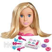 Голова манекен для причесок и макияжа My Girl Simba 5560029