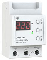 Реле напряжения ZUBR D40t с термозащитой, фото 1