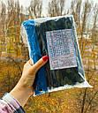 Маски медицинские Хаки Хакі Комуфляж, медичні Премиум. 3 слоя! Мельтблаун фильтр, фиксатор. Упаковка 50шт, фото 3
