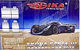 Авточехлы Ника на Шкода Фабиа 3 от 2014- Skoda Fabia III от 2015 раздельная и, фото 4